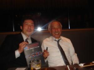 林揚春先生の特別講演会に出席しました。