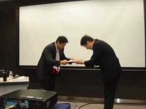 第32回日本顎咬合学会にて学会発表を行いました。