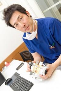 歯根破折の原因と治療